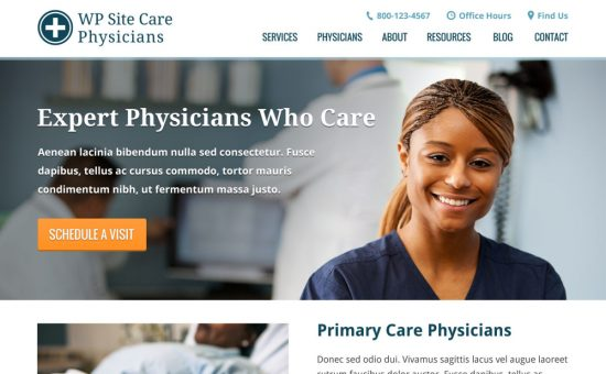 Doctor Home Page